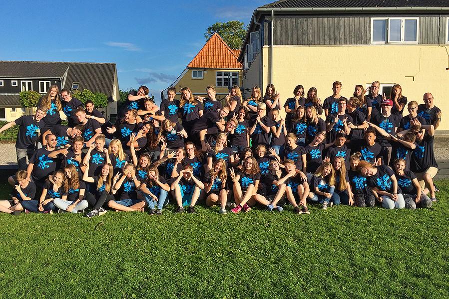 Freiwilliges Soziales Jahr · AndreasGemeinde Neumünster